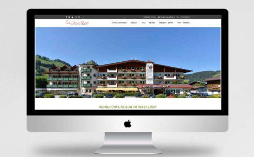 Referenz wildweb.at - Hotel Wastlhof Wildschönau